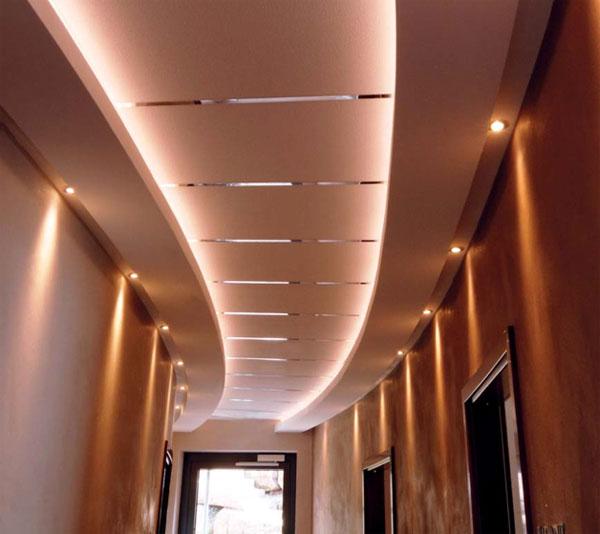 LED-Einbauleuchten rund, schwenkbar Teil 1