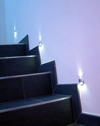 LED Einbauleuchten und Wandleuchten Teil 1