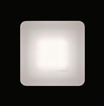 Quadratische LED Deckenleuchten von Nimbus