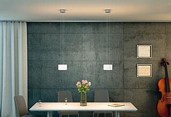 die decken und pendelleuchten teil 2 aus dem programm von wohlrabe lichtsysteme. Black Bedroom Furniture Sets. Home Design Ideas