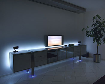 led leuchten -teil 1- aus dem programm von wohlrabe lichtsysteme, Wohnzimmer